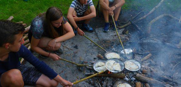Herbstferien Camp Survival