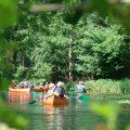 Kanuwanderklassenfahrt mit den Outdoorvagabunden