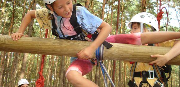 Familiencamps und Erlebnistage für Eltern und Kinder