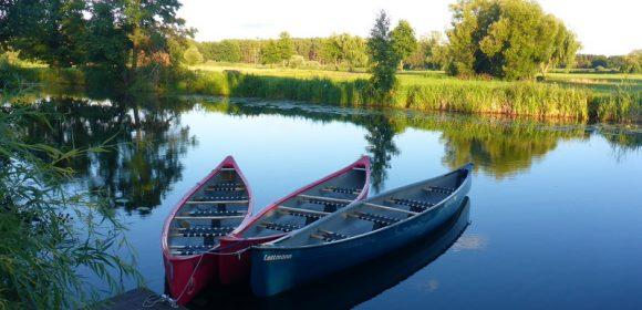 Neue Strecke – Kanuwanderwassertour im Sommer 2021 für Kinder und Jugendliche – GutDrauf gelabelt